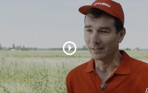 Agricoltore Daniele Massarenti